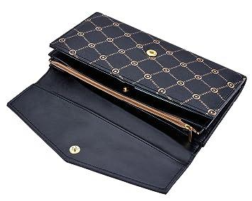 f27308f2567c70 Portefeuille Femme - Coofit Design Original Porte Monnaie Femme Portefeuille  Cuir PU Artificiel Porte chequier Femme
