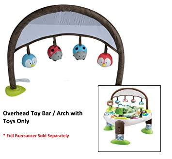 9b811035ff0c Amazon.com   Toybar Arch Replacement for Evenflo Exersaucer Triple ...