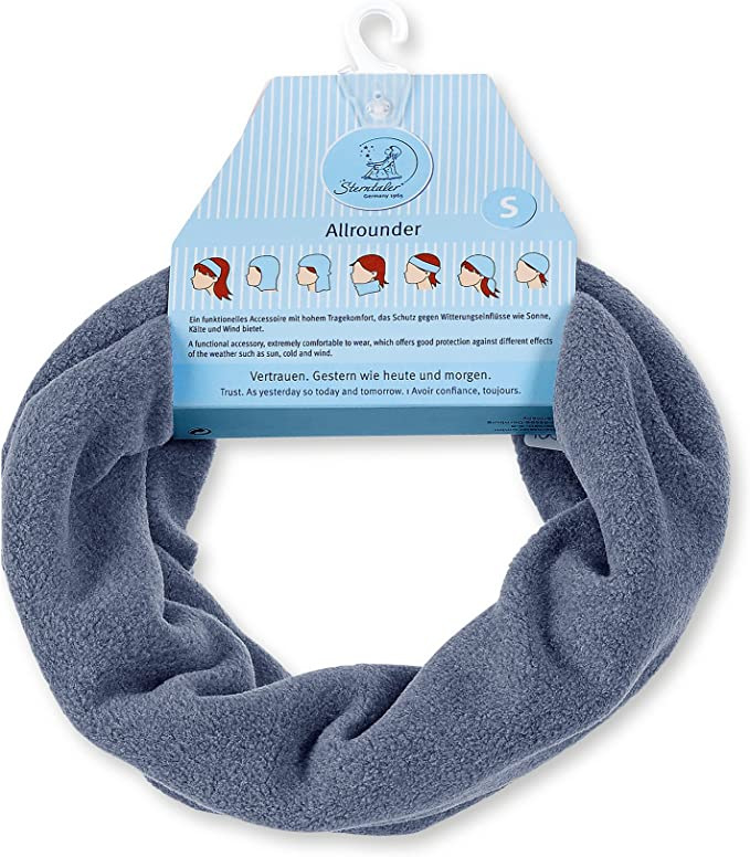 Sterntaler Baby-M/ädchen Magic Scarf Schal