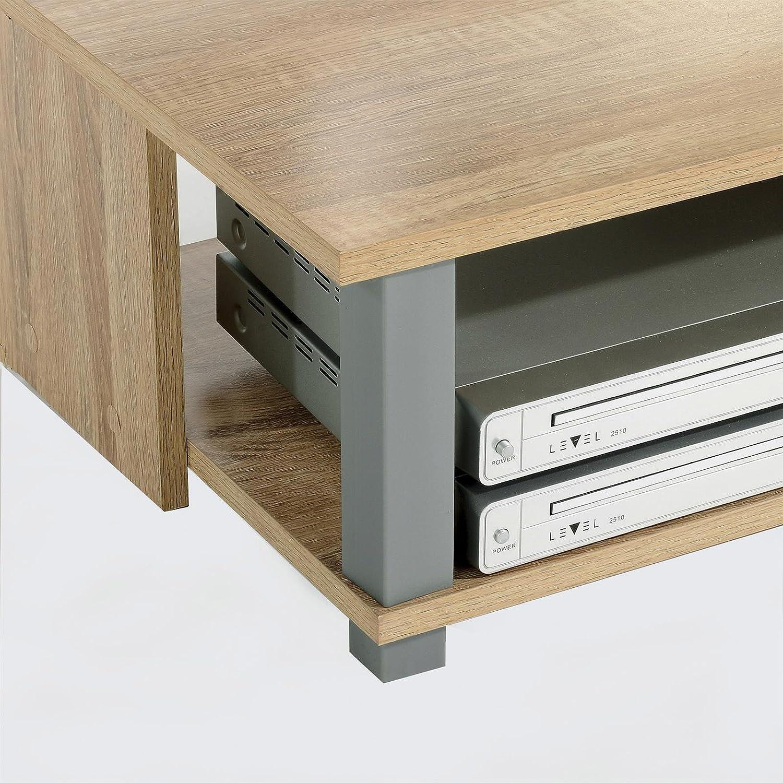 Idimex Tv Möbel Lowboard Fernsehtisch Tv Tisch Tv Element Gero