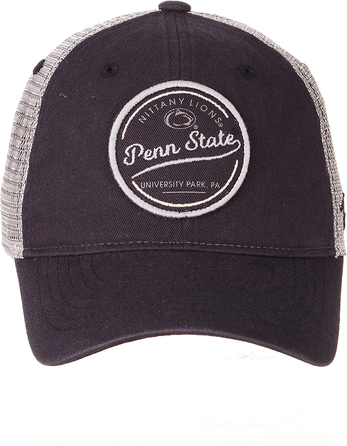 Adjustable NCAA Zephyr Penn State Nittany Lions Mens Lager Relaxed Hat Primary Team Color