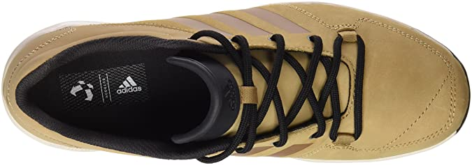 adidas Climacool Daroga Plus Lea Herren Sneaker Outdoor Trail Running Shoes  Brown B35243  Amazon.co.uk  Shoes   Bags df4bbe453f
