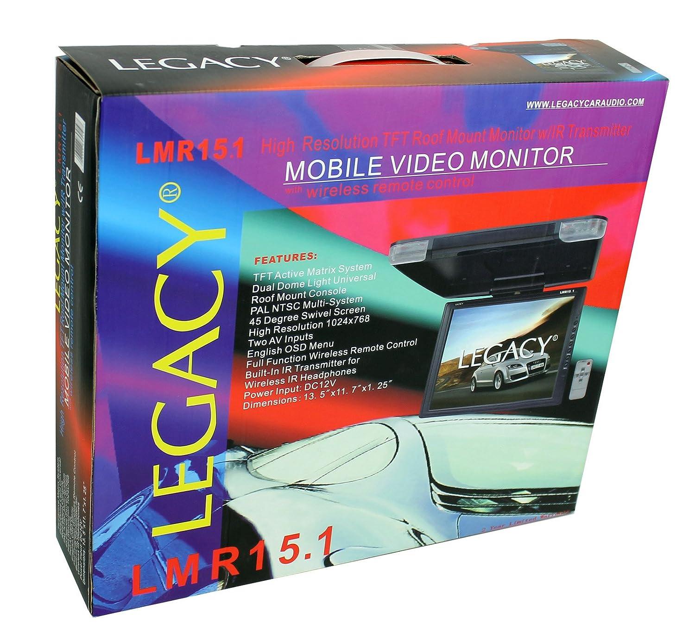 Amazon.com: 2) LEGACY LMR15.1 15