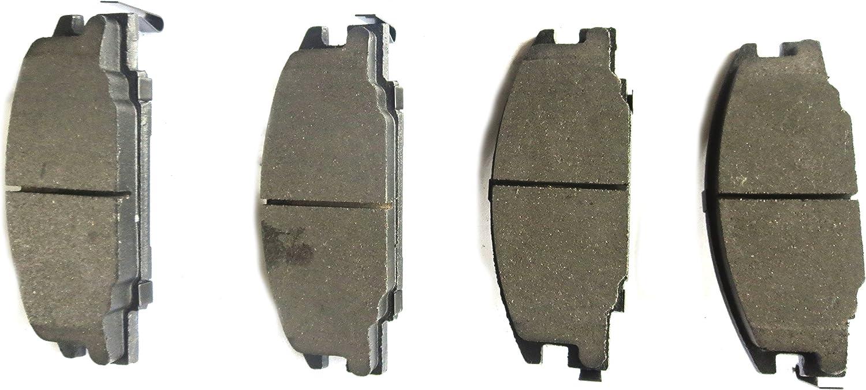 Dash4 MD1000 Semi-Metallic Brake Pad