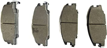 Dash4 MD530 Semi-Metallic Brake Pad