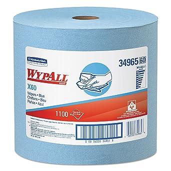 WypAll 34965 X60 Limpiaparabrisas, Jumbo Roll, 12 1/2 x 13 2/