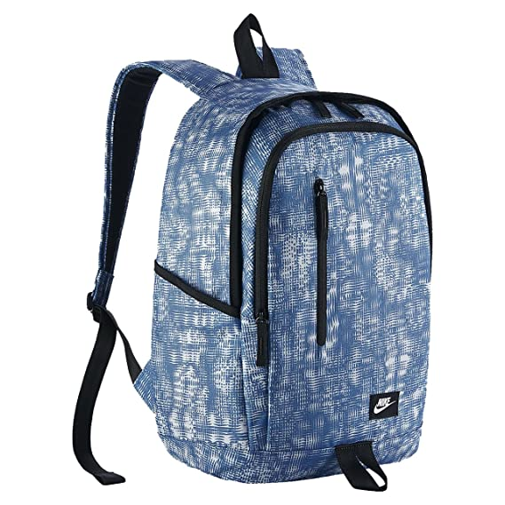 ea6cb051d30f Nike All Access Soleday Bkpk - P Blue Backpack  Amazon.in  Clothing    Accessories