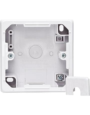 Kopp Aufputzgehäuse Schaltergehäuse Aufputzdose Schalterdose AP-Dose Netzwerk