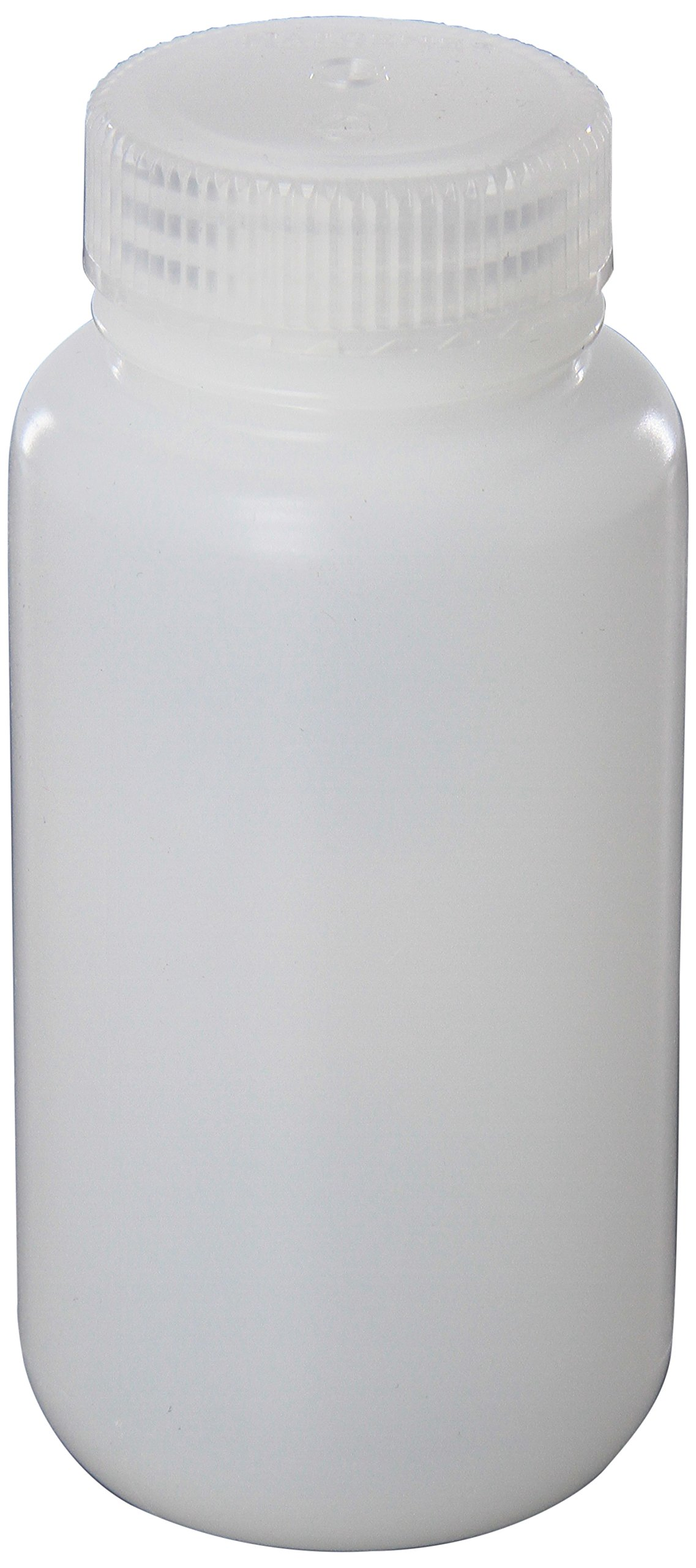 Nalgene HDPE Wide Mouth Round Container, 8 Oz