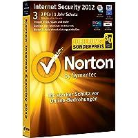 Norton Internet Security 2012 - 3 PCs - (inkl. Update 2013)