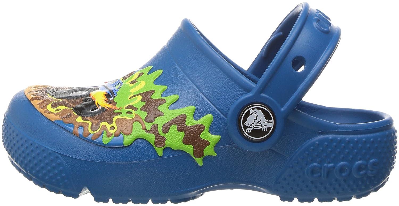 Crocs Kids Fun Lab Boys Graphic Clog