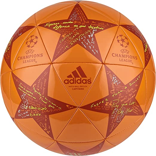 3 opinioni per Cap Finale16 adidas-Pallone da calcio