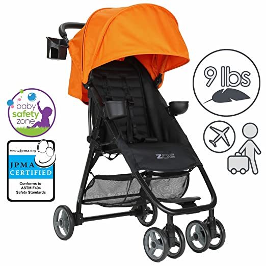 ZOE XL1 Lightweight Umbrella Stroller System Review