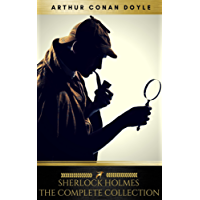 Sherlock Holmes: The Complete Collection [newly updated] (Golden Deer Classics)