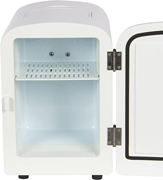NAMEO USB Fridge Beverage Cooler Mini Refrigerator Cooler for Home Office Travel PC Laptop Vehicle Car