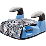 Evenflo Amp Lx No Back Booster Car Seat, Pop Blue