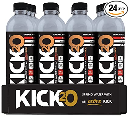 Review Kick2O Caffeine and Electrolyte