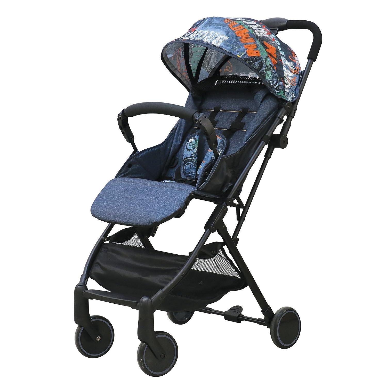 Bily Compact Easy-Fold Stroller, 14.33 oz - lb BilyTM BCS330GF