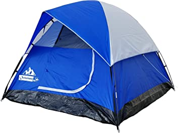 OutdoorsmanLab 3 Person Tent For Camping 7019fe6c20ab4