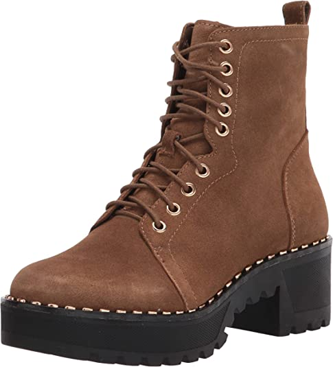 Amazon.com | Vince Camuto Women's Mecale Combat Boot | Boots