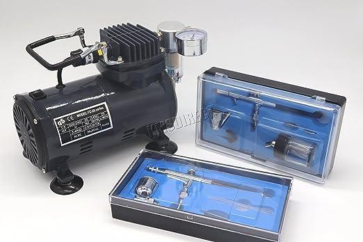 KMS AS18 compresor de aire - compresores de aire: Amazon.es: Bricolaje y herramientas