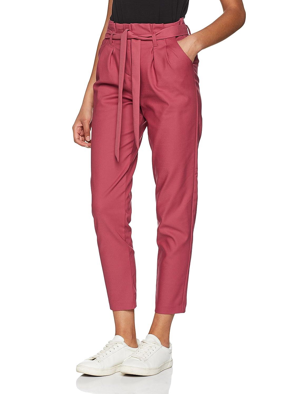 TALLA W25 (Talla del fabricante: 34). Vila Vibeate HW 7/8 Pant - Pantalones Mujer