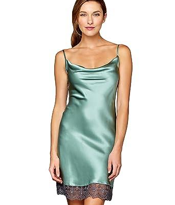 4041bcd23a Julianna Rae Women s Camille 100% Silk Chemise