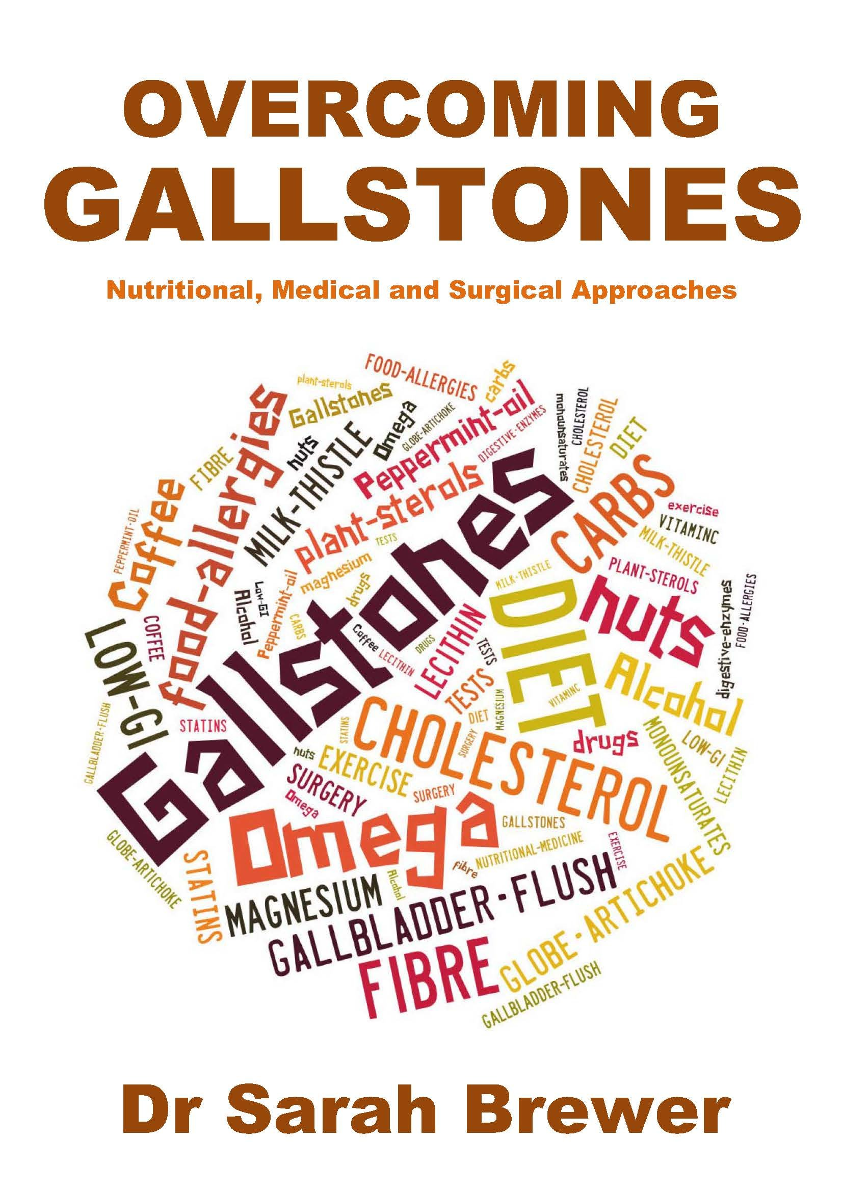 Overcoming Gallstones  Nutritional Medical And Surgical Approaches  English Edition