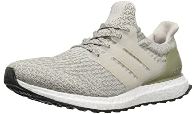 adidas Originals Mens Ultraboost Running Shoe Pearl Grey Pearl Grey Trace  Cargo