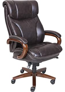 Awesome La Z Boy Trafford Big U0026 Tall Executive Bonded Leather Office Chair   Vino