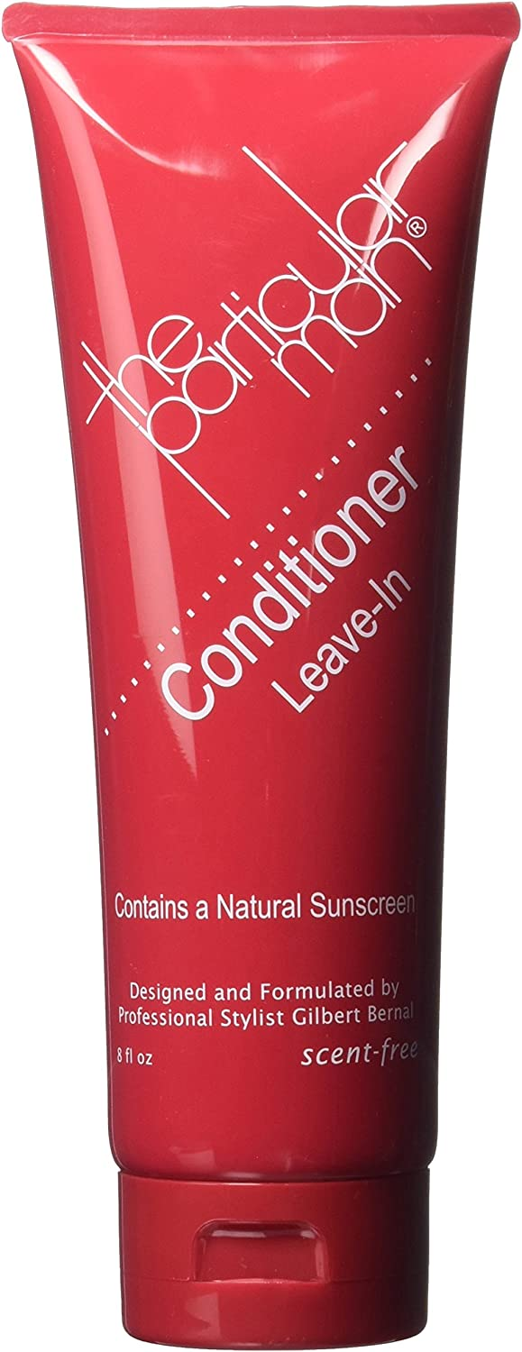 The Particular Man Conditioner Leave In Continual Moisturizing (Scent Free), 8-Ounce