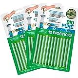 Tratamiento contra malos olores en tuberias y coladeras (3 piezas)