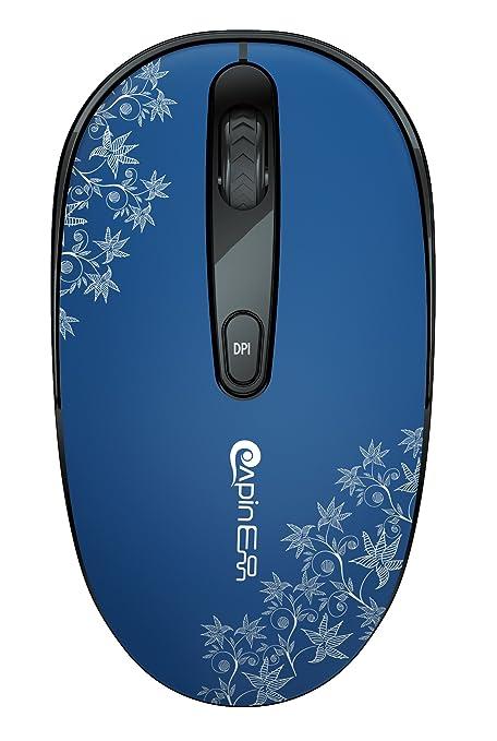 Amazon.com: SROCKER E50 2.4GHz Wireless Mouse Whisper Quiet 3 Level ...