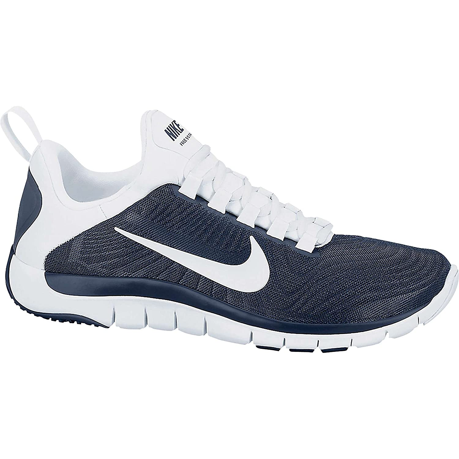 c8dd355cf53c5 well-wreapped Nike Free Trainer 5.0 TB Men s Training Shoes - Navy White