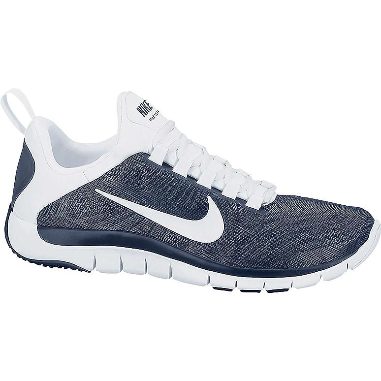 Amazoncom  Nike Free Trainer 50 TB Mens Training Shoes  NavyWhite  Fitness  CrossTraining