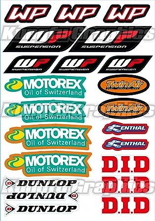 "One Industries GREEN Universal 18/"" Background Sticker//Decal Sheet Pack Dirt Bike"