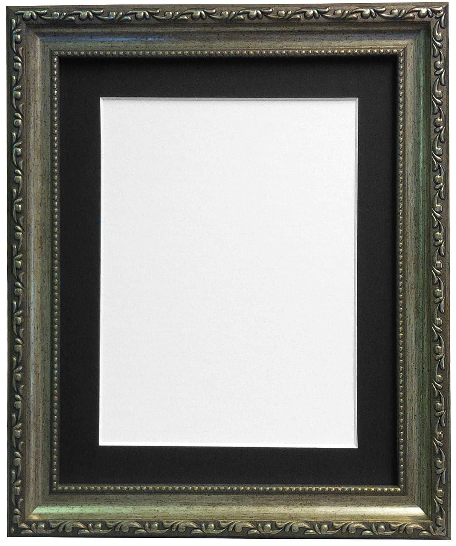 Frames by Post Bilderrahmen im Shabby-Chic-Look, Plastik, weiß, A3 ...