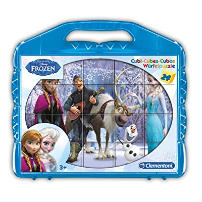 Clementoni - Rompecabezas Frozen (42430.7): Juguetes y juegos