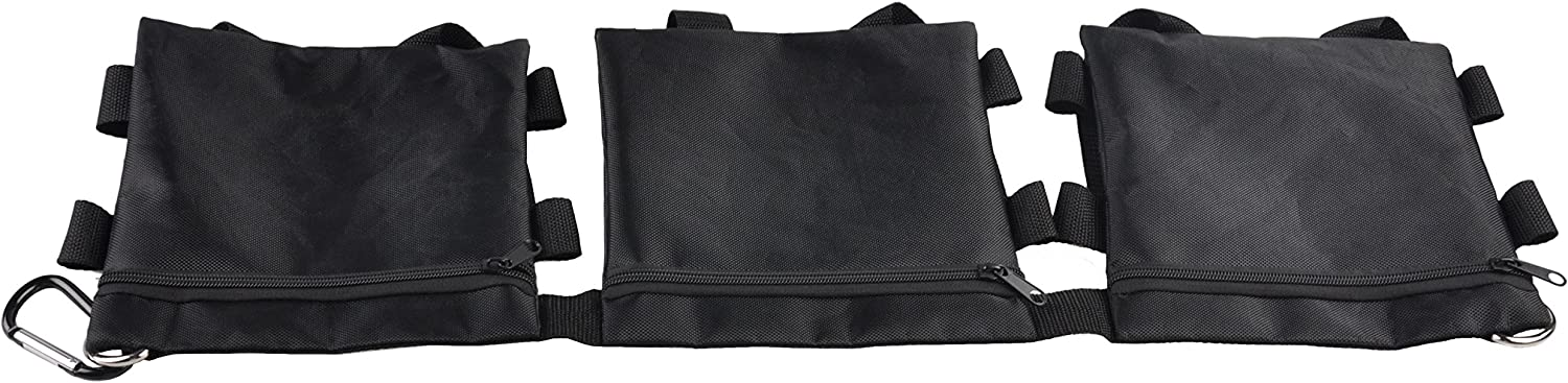 Empty Smith-Victor Tri-Pack Studio Weight Bag