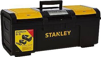 Stanley STST1-71184 caja de herramientas: Amazon.es: Bricolaje y herramientas