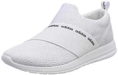 wholesale dealer 02461 38ac5 adidas Refine Adapt, Chaussures de Running Femme, Multicolore FTWR  White Grey One F17