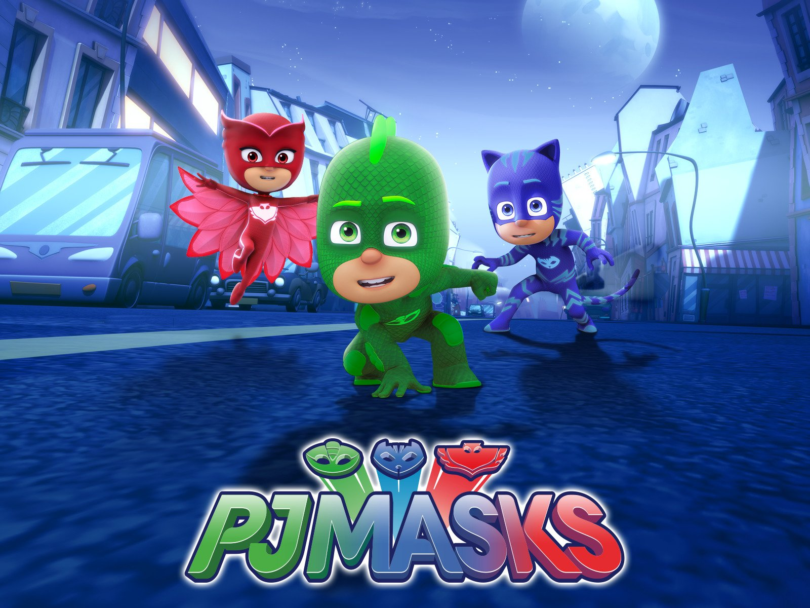 Amazon.de: PJ Masks - Pyjamahelden - Staffel 1 [dt./OV] ansehen ...