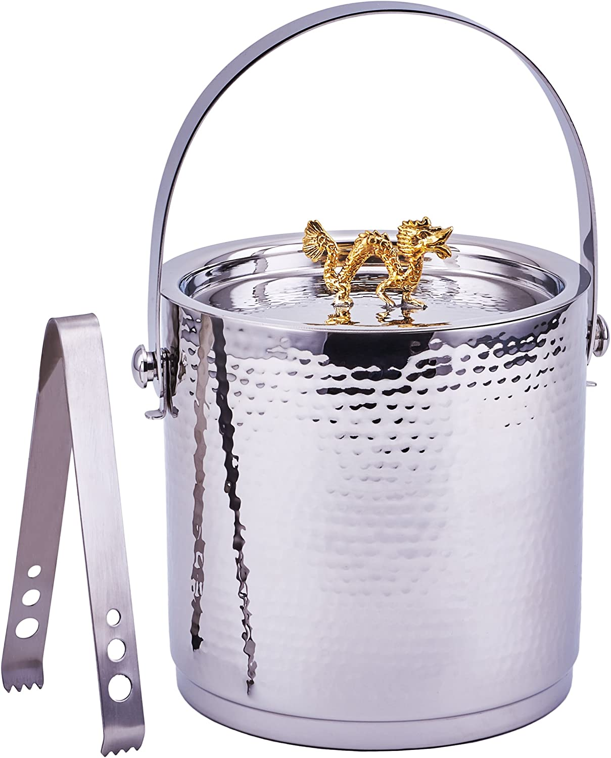 Stainless Steel 3-Quart Old Dutch International 976 Ice Bucket