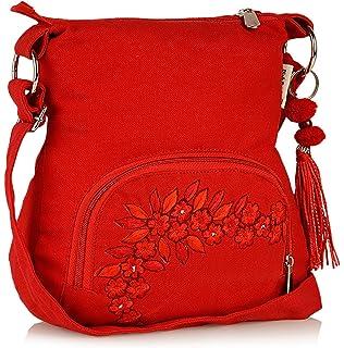 Sling Bag Pick Pocket Women's Sling Bag (Black,Slblkbside55 ...