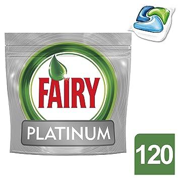 Fairy Platinum Detersivo In Caps Per Lavastoviglie Confezione Da