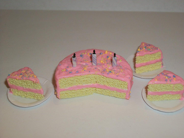 polymer clay food-dollhouse Miniature sweet treat doll food