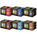 Cafe Don Pedro Variety 72 Count Kcup Low-Acid Coffee