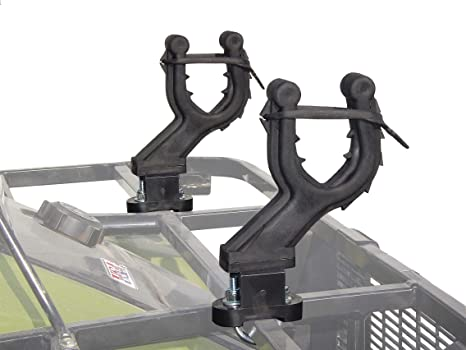 All Rite Products Graspur Single Atv Gun Bow Rack Atv1