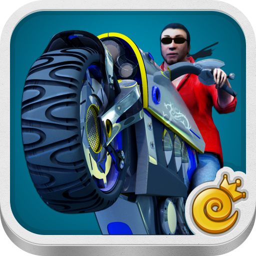 - High Speed Moto : Nitro Motorbike Pro Racing - from Panda Tap Games
