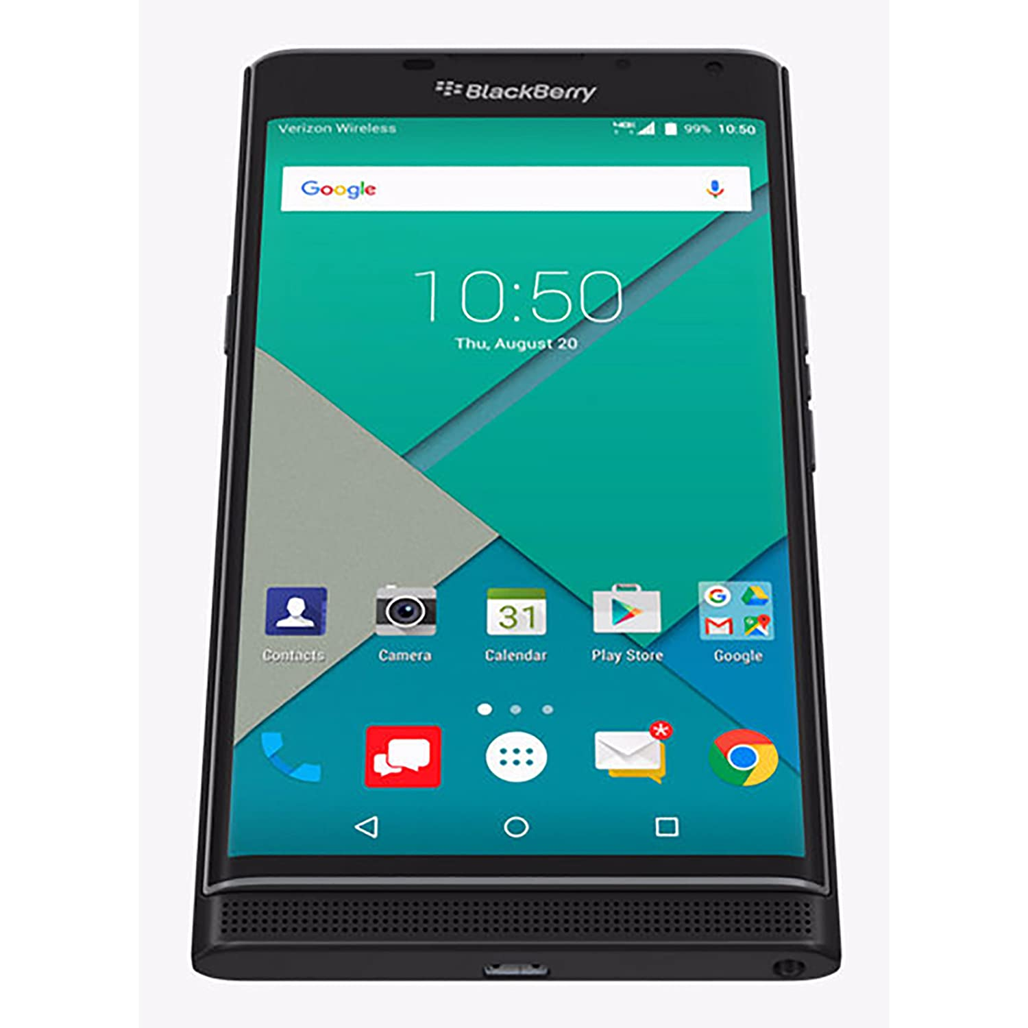 11c03ea311d467 BlackBerry PRIV (32GB) Verizon Factory Unlocked Phone (GSM + CDMA) - U.S.  Version STV100-2 (Black)